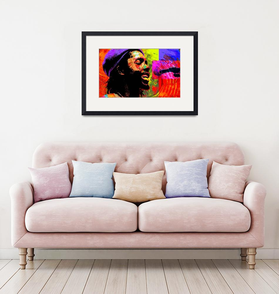 """""""PETER TOSH 3B""""  (2018) by thegriffinpassant"""
