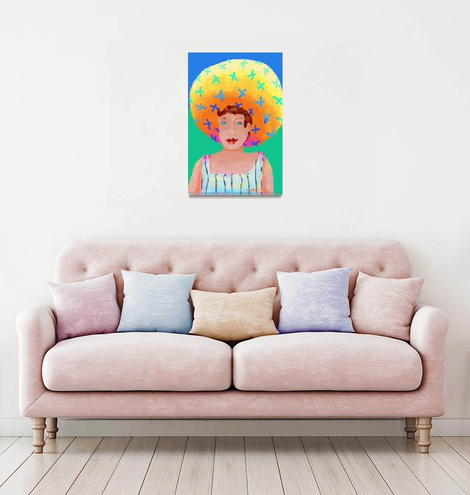 """""""The Sun Bonnet""""  (2009) by MichaelIves"""