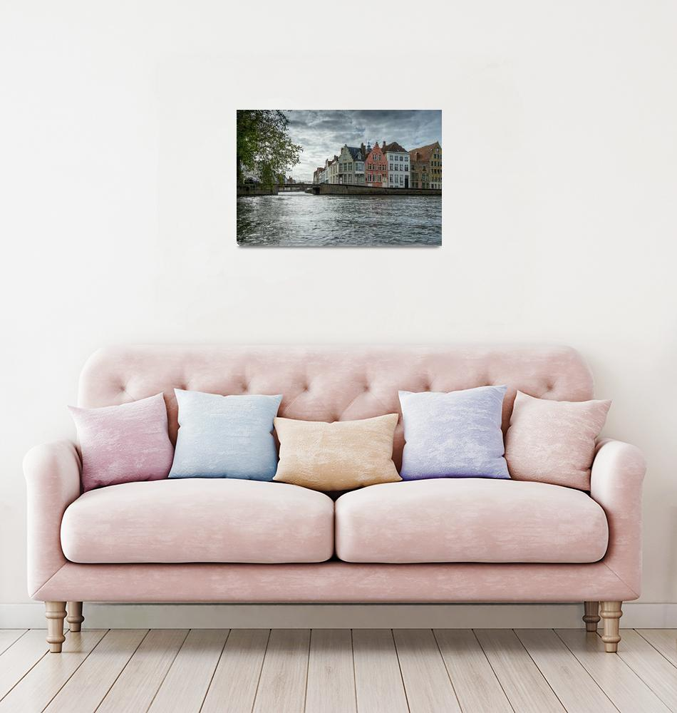 """""""Beautiful Bruges""""  (2018) by AnnG"""