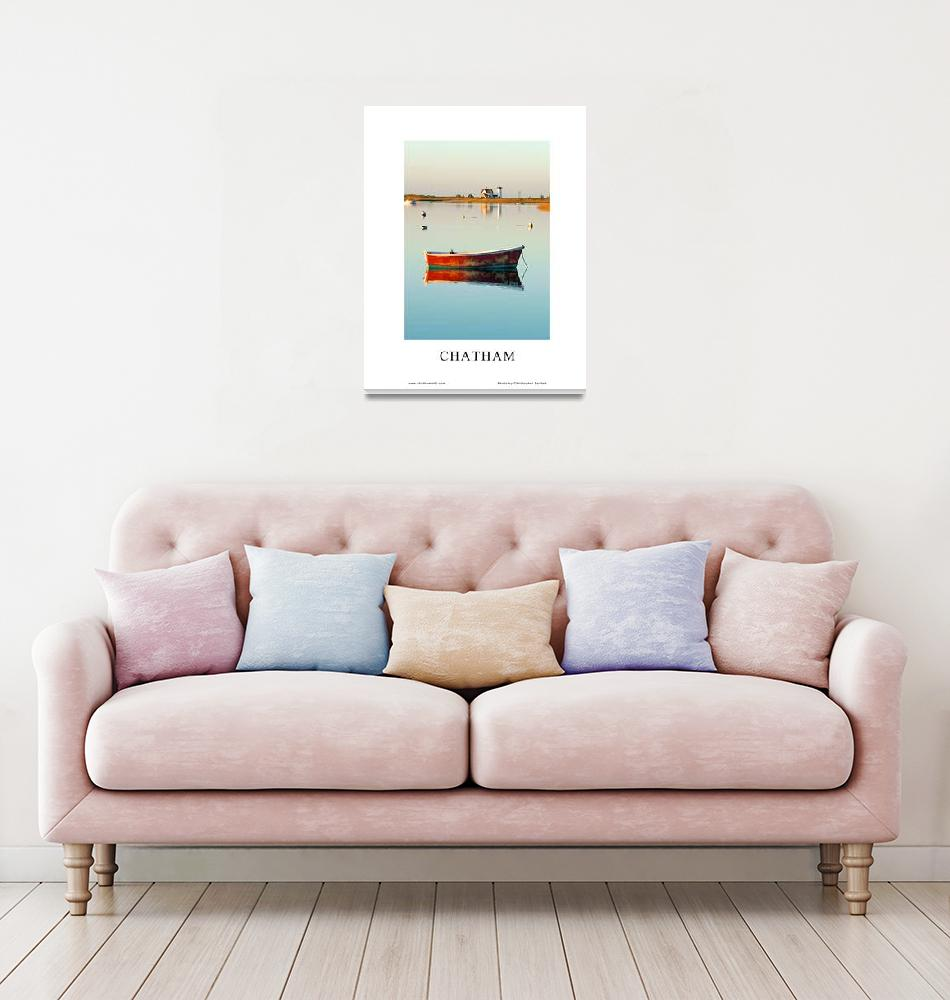 """""""2020 Chatham, Cape Cod Poster""""  (2020) by ChrisSeufert"""