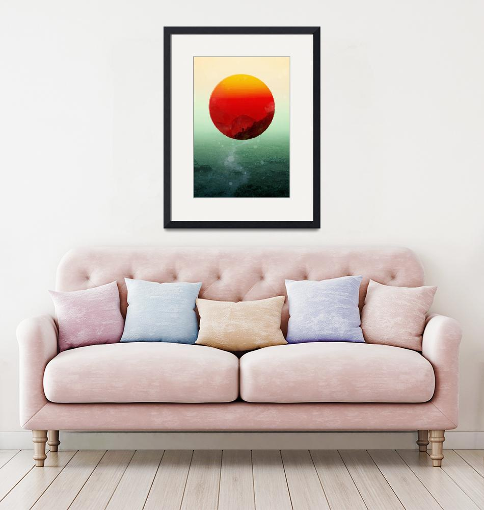 """""""In the End the Sun Rises""""  by artlicensing"""