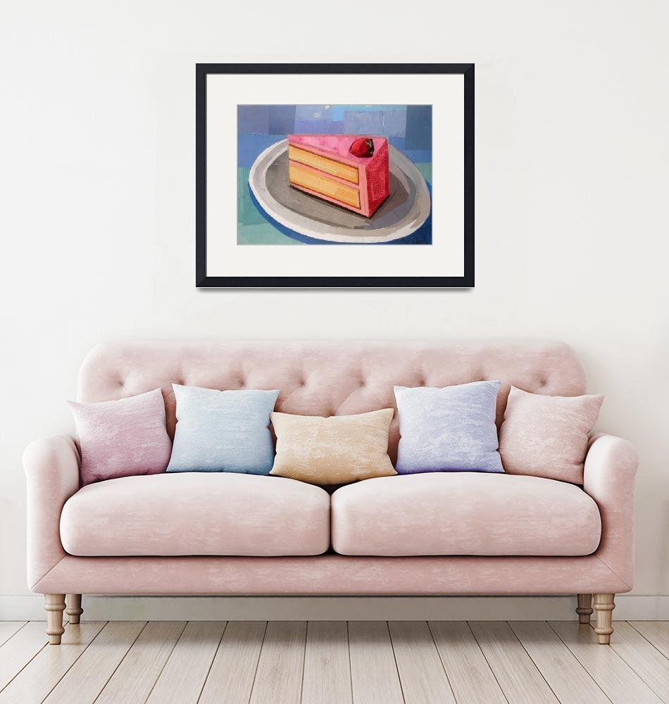 """""""You Can Have Your Cake""""  (2018) by megancoyle"""