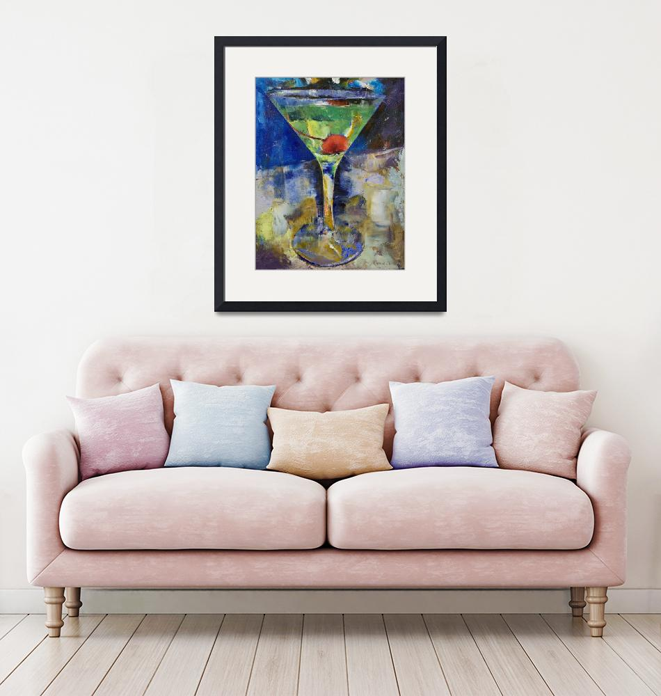 """""""Summer Breeze Martini"""" by creese"""