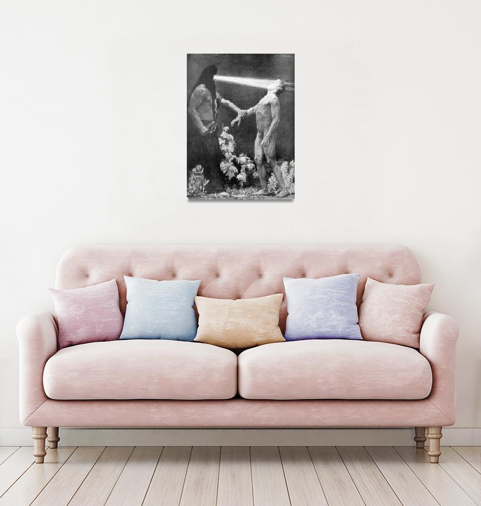 """Hypnose_(Schneider)""  (2019) by sobalvarro"