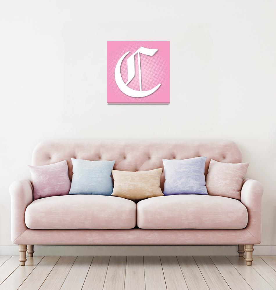 """""""C-Juicy-Couture""""  by LetterPopArt"""