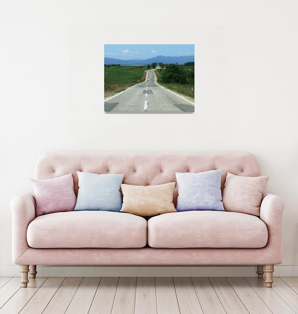 """Road 05""  (2009) by rastko"