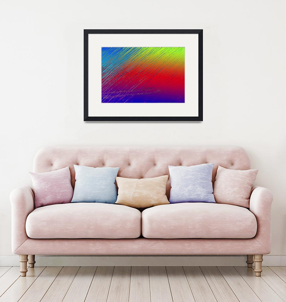 """""""3 color soft"""" (2011) by ArtByManfred"""