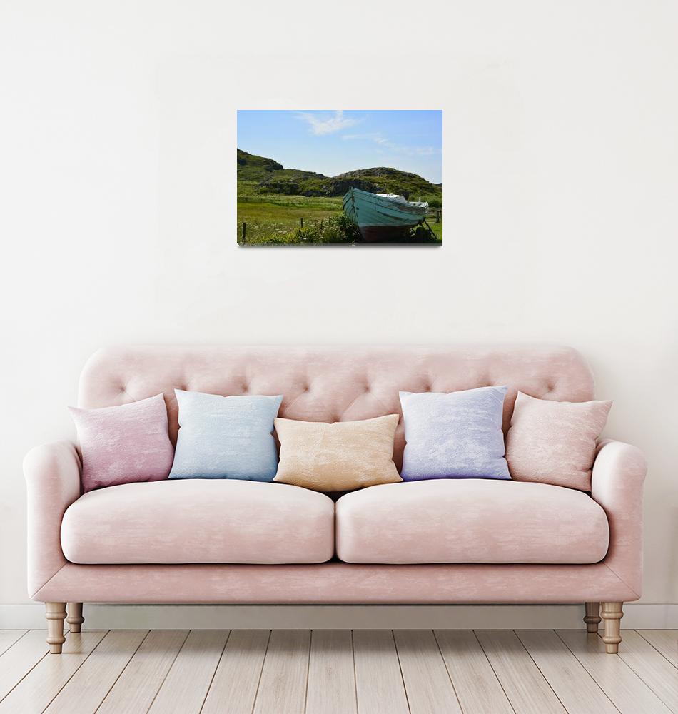 """Green Hills""  by JosephMatuella"