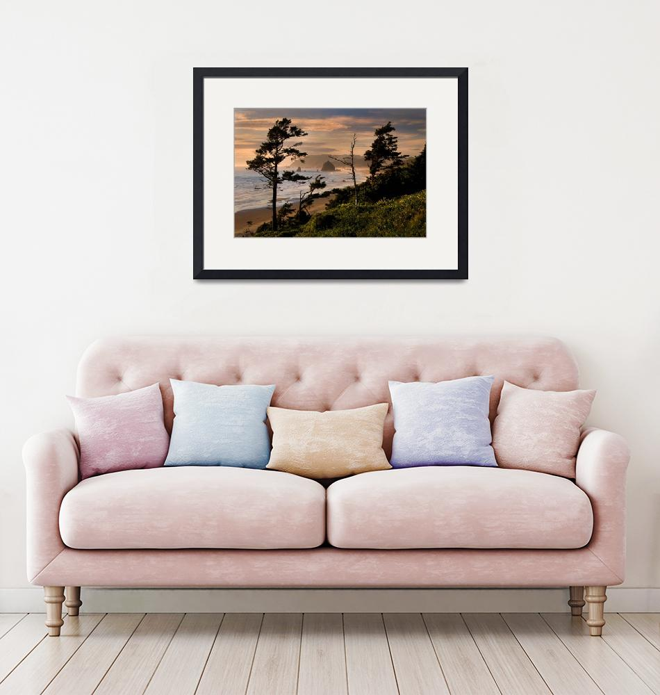 """""""The Shores of Cannon Beach""""  by pbk"""