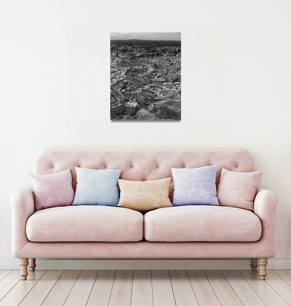 """Tatacoa Desert""  (2014) by favianroldan"