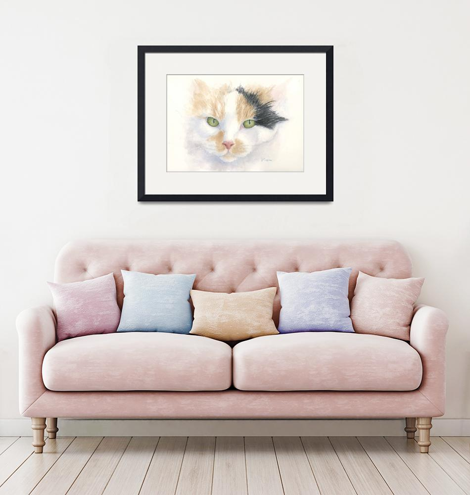 """""""Calico Cat""""  by catspaw"""