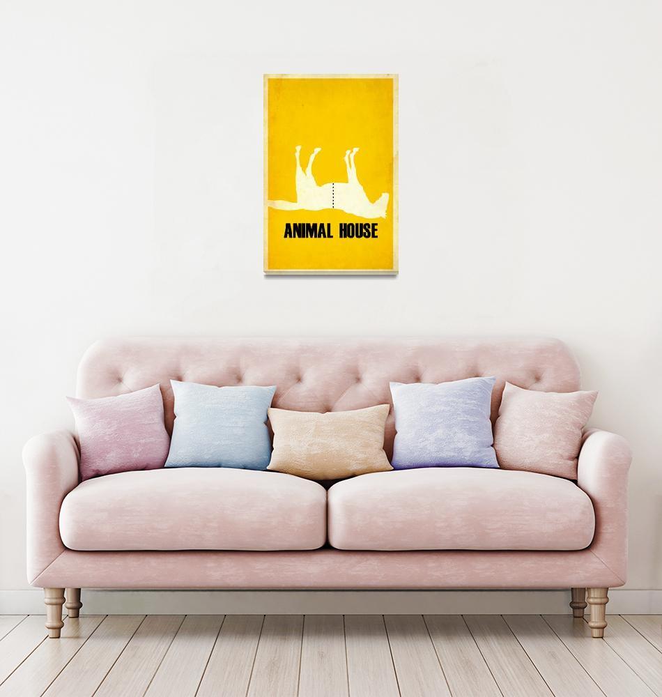 """Animal House""  (2010) by BrickHut"