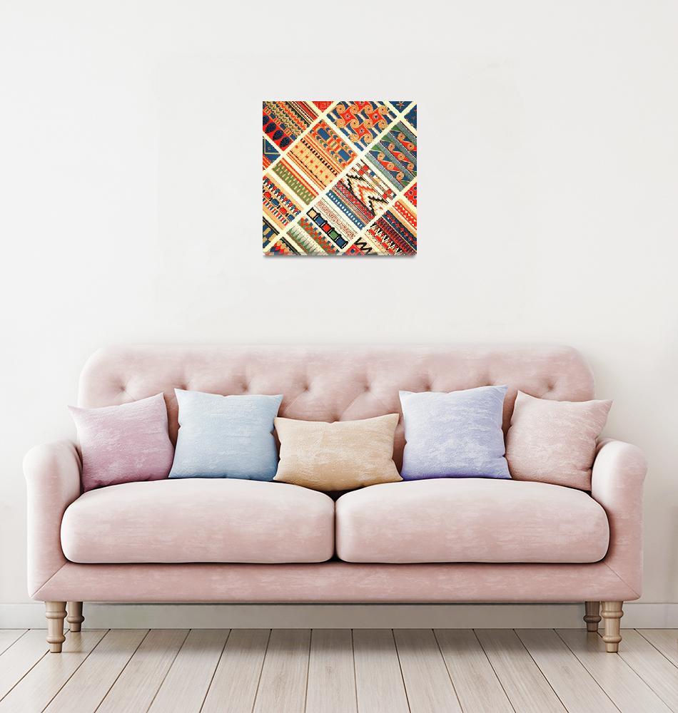 """Owen Jones Art Framed Print""  by buddakats1"