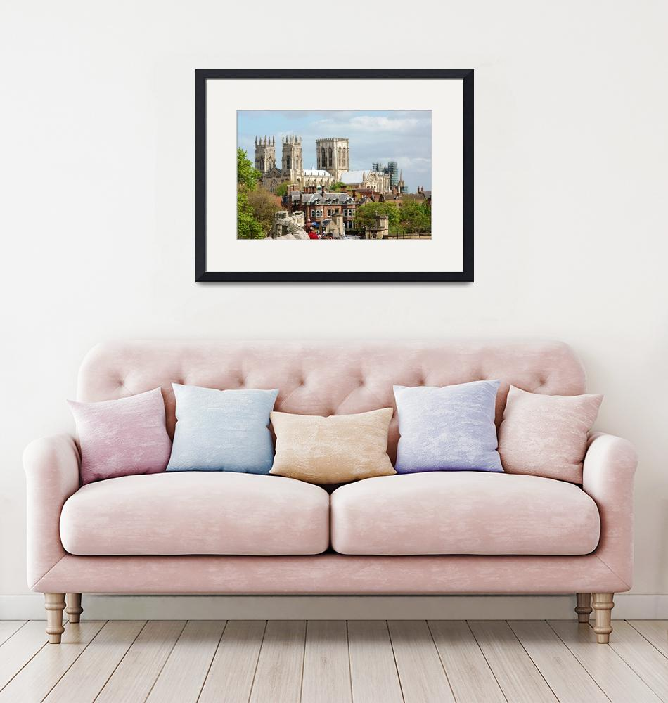 """""""York Minster""""  by paradise"""
