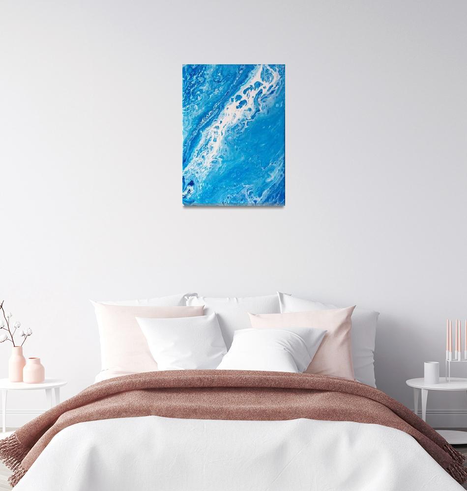 """""""The Ocean""""  (2018) by vedis"""