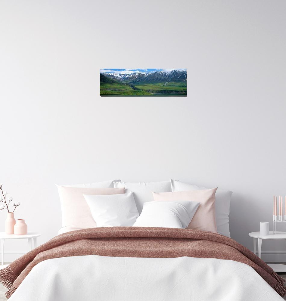 """Alaska, Denali National Park""  by Panoramic_Images"