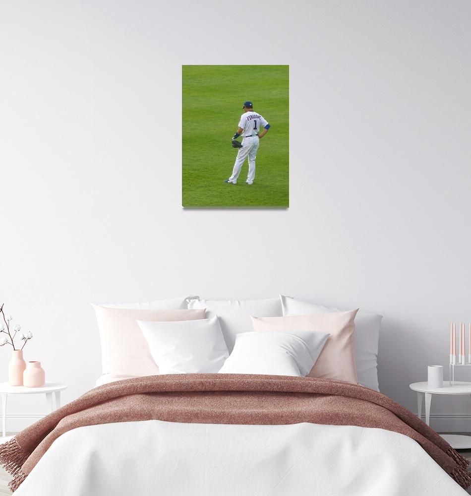 """""""cubs 8 4 08 Fukudome""""  (2008) by BigSkyVIP"""