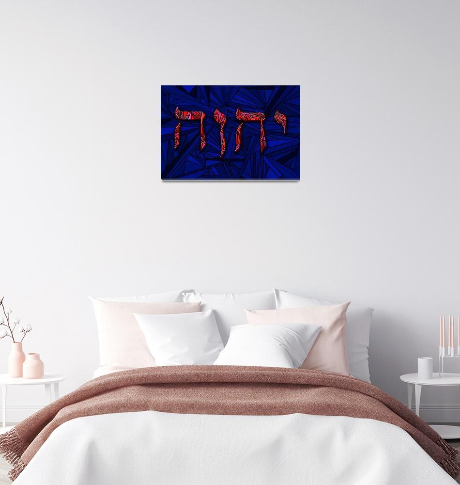 """""""Tetragrammaton""""  (2007) by DCLWolf"""