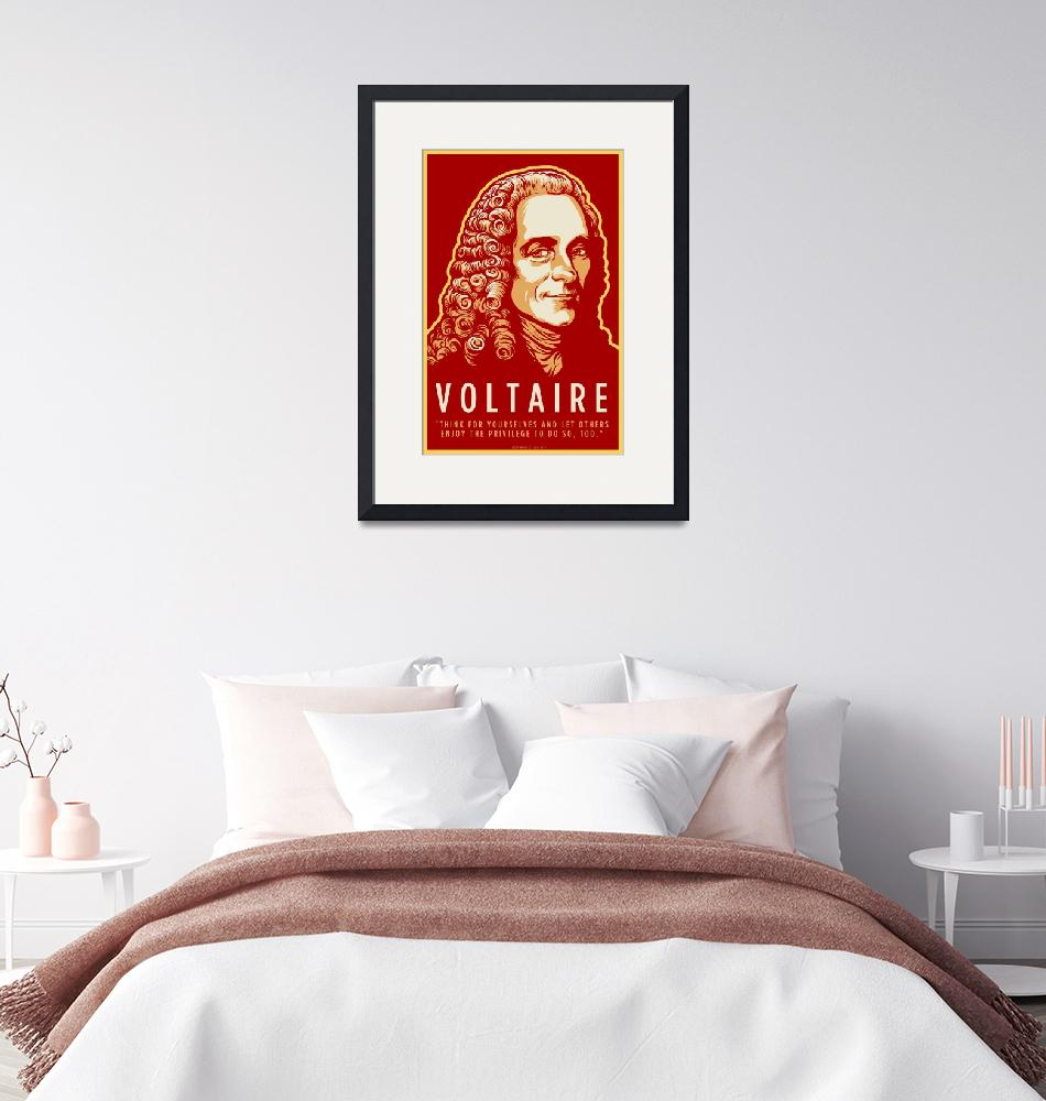 """Voltaire""  (2010) by libertymaniacs"