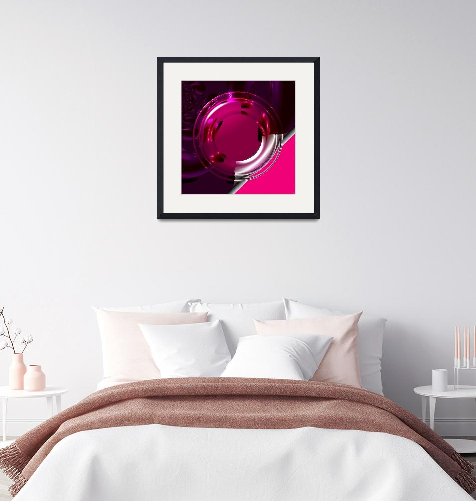"""""""Pink Candy"""" (2008) by ArtPrints"""