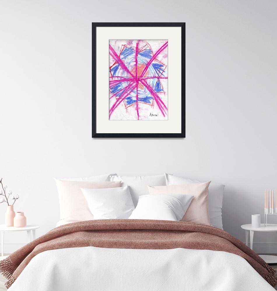 """Abstract Starburst""  by 4FootNinja"