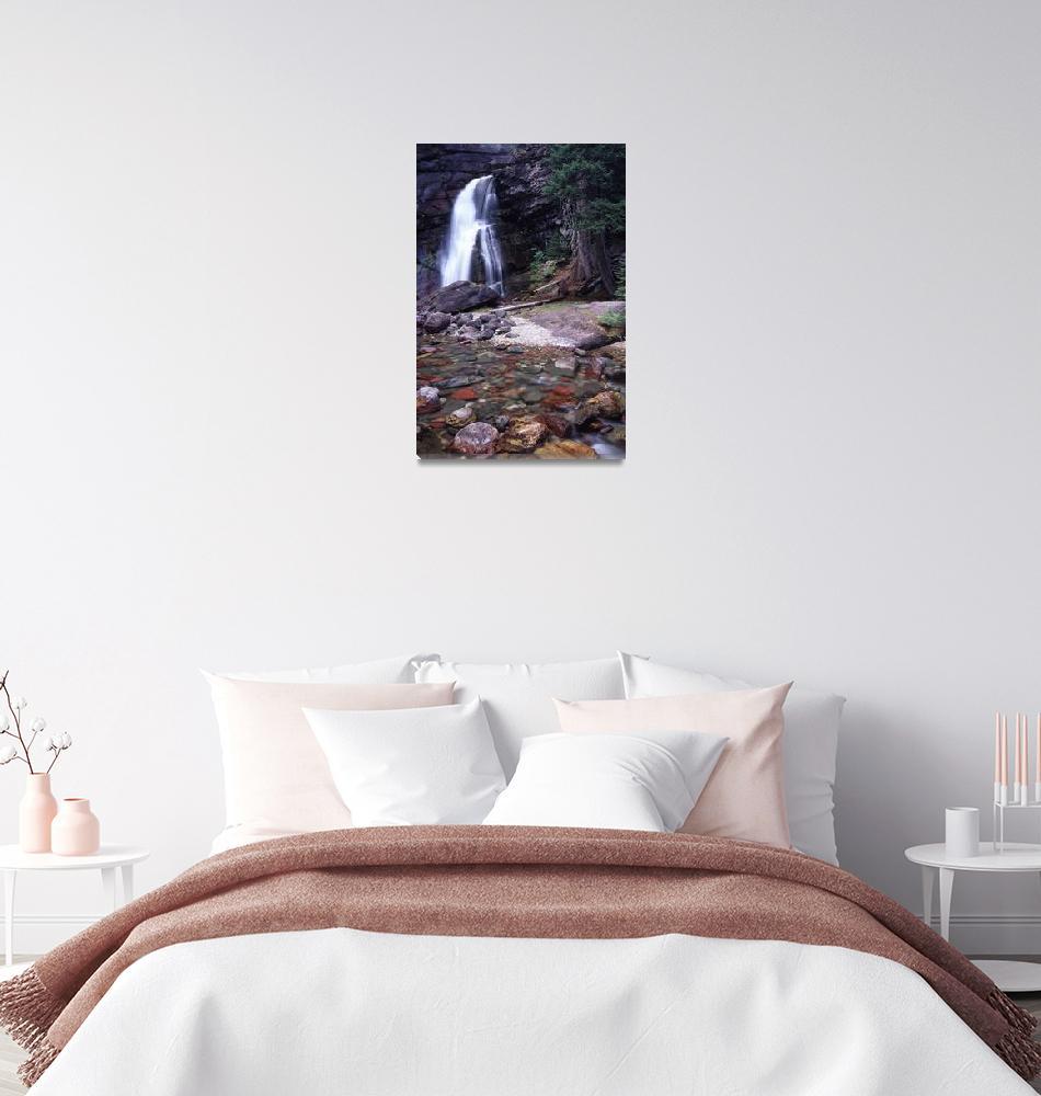 """Glacier National Park""  by WorldDesign"