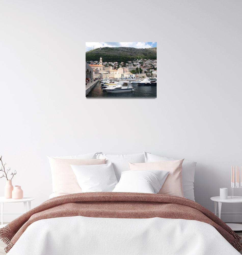 """""""Dubrovnik""""  (2010) by mallseitz"""