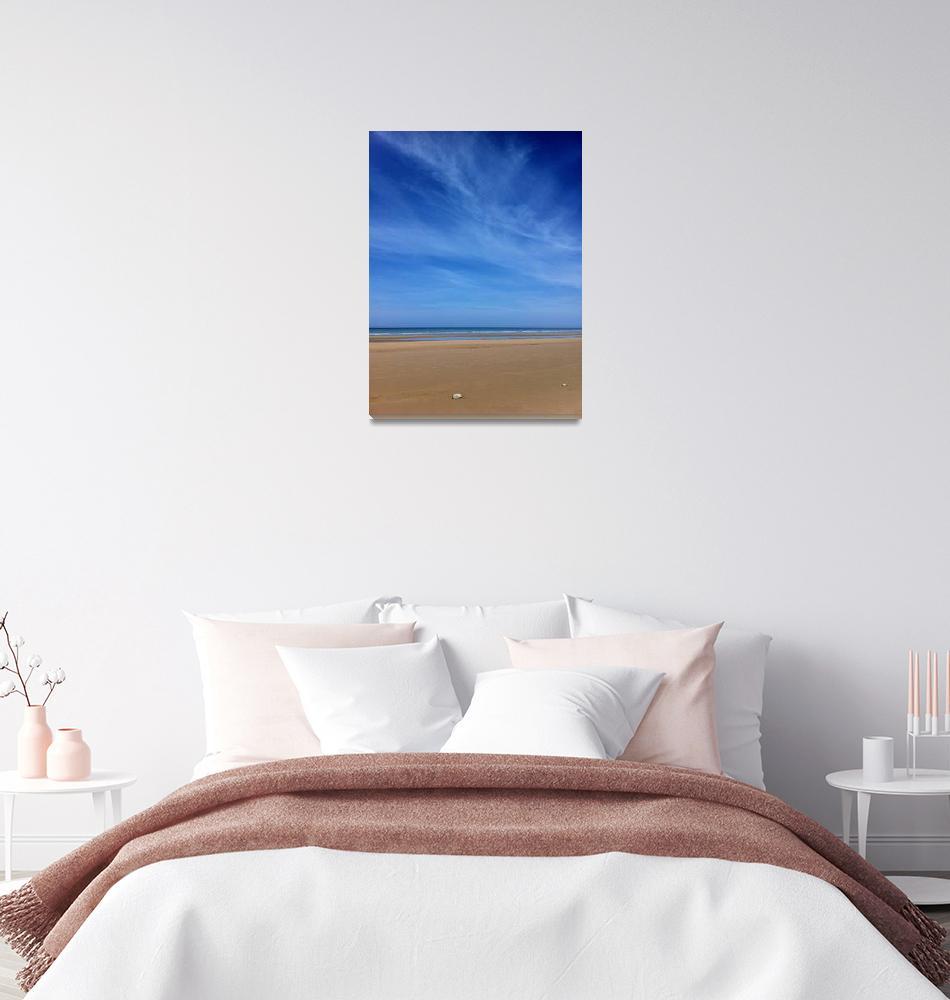 """Omaha Beach""  (2013) by ivantsarin"