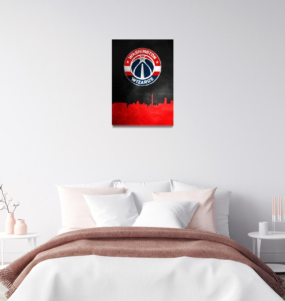 """""""washington wizards""""  (2020) by ABConcepts"""