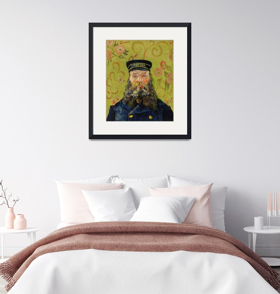 """""""The Postman by Van Gogh""""  by FineArtClassics"""
