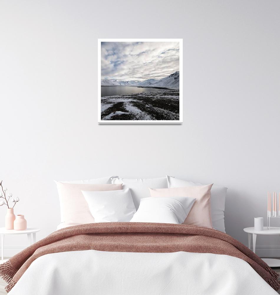 """""""Iceland countryside3_081""""  (2014) by annemortensen"""