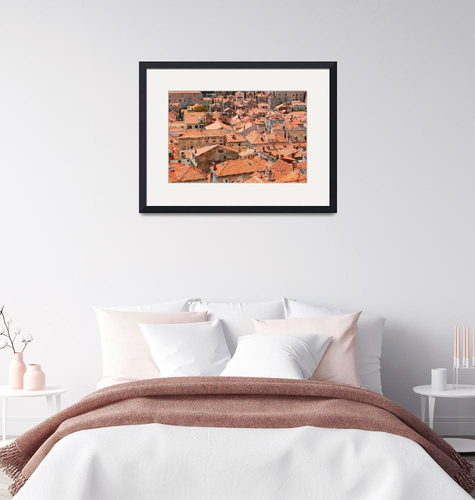 """""""City of Orange""""  (2008) by EppelScapes"""
