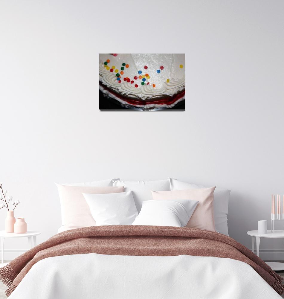 """Birthday Cake""  (2013) by Albertphoto"