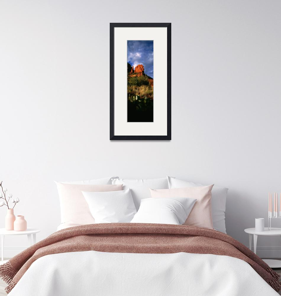 """""""Capitol Butte Sedona AZ""""  by Panoramic_Images"""
