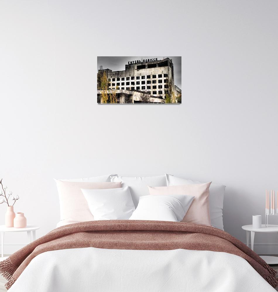 """""""Hotel Polissya""""  (2016) by matthewjgreen87"""