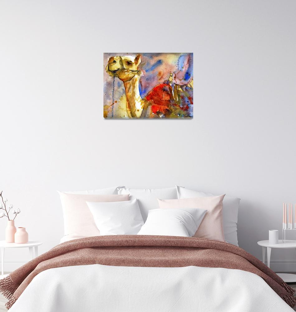 """""""Camel Art""""  (2007) by schulmanart"""