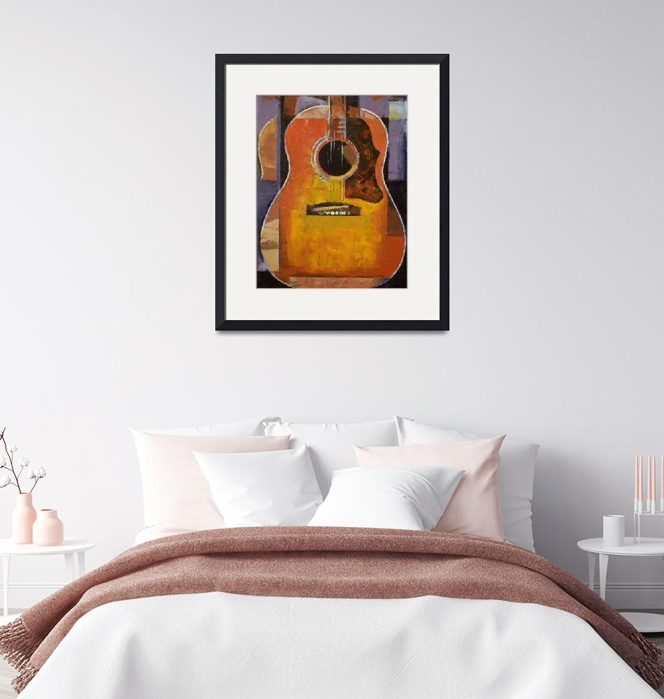 """""""Guitar""""  by creese"""