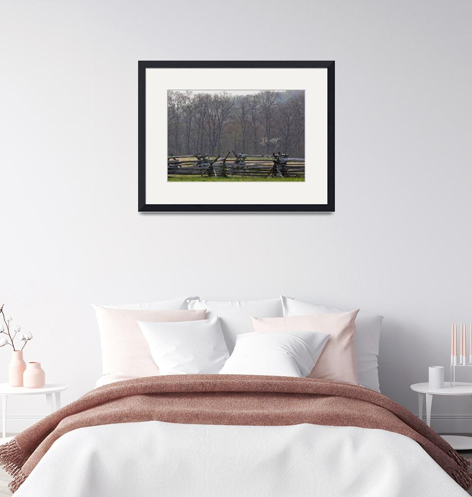 """""""April Morning at Gettysburg""""  by jimcrotty"""