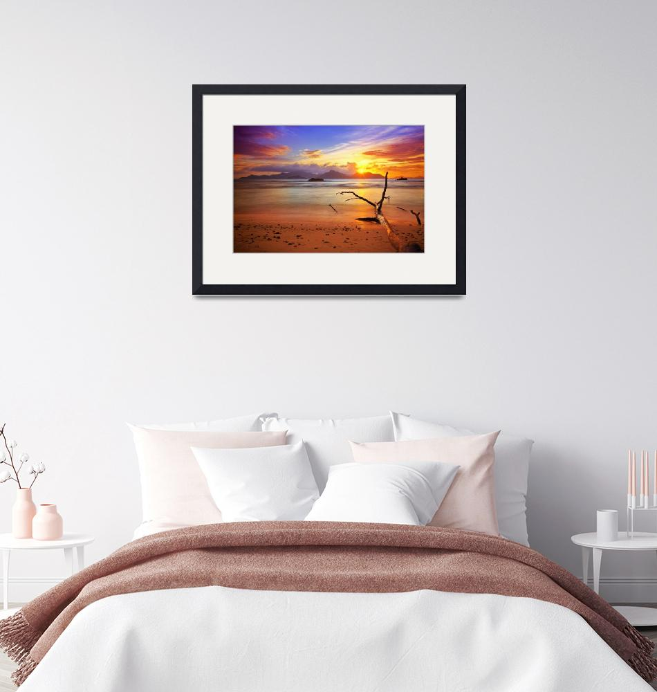 """""""colorfull sunset""""  (2010) by photoplace"""