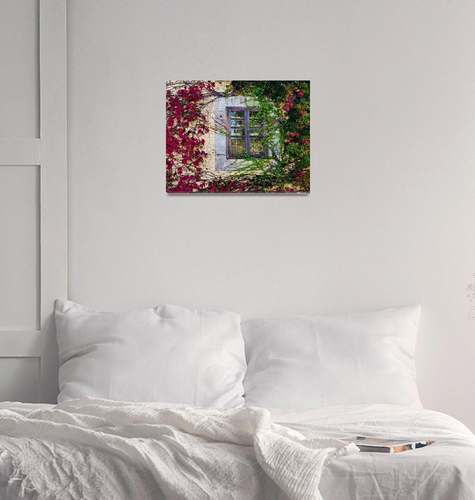 """Spanish Window""  (2011) by boppintheblues"