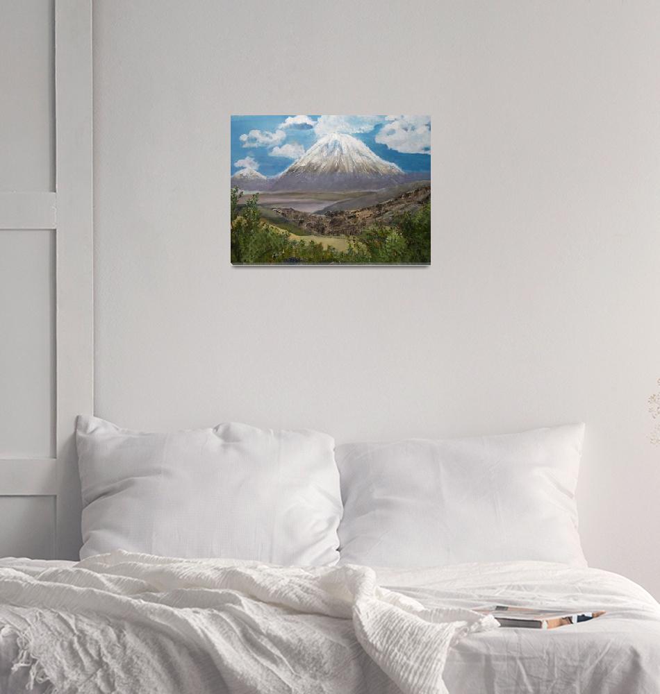 """""""Mountain beauty""""  by arlen"""