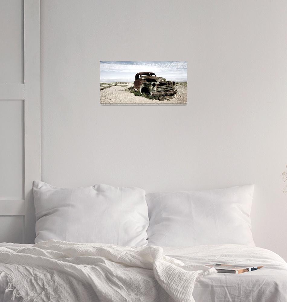 """Somewhere in Namibia""  (2011) by KellyMcCann"