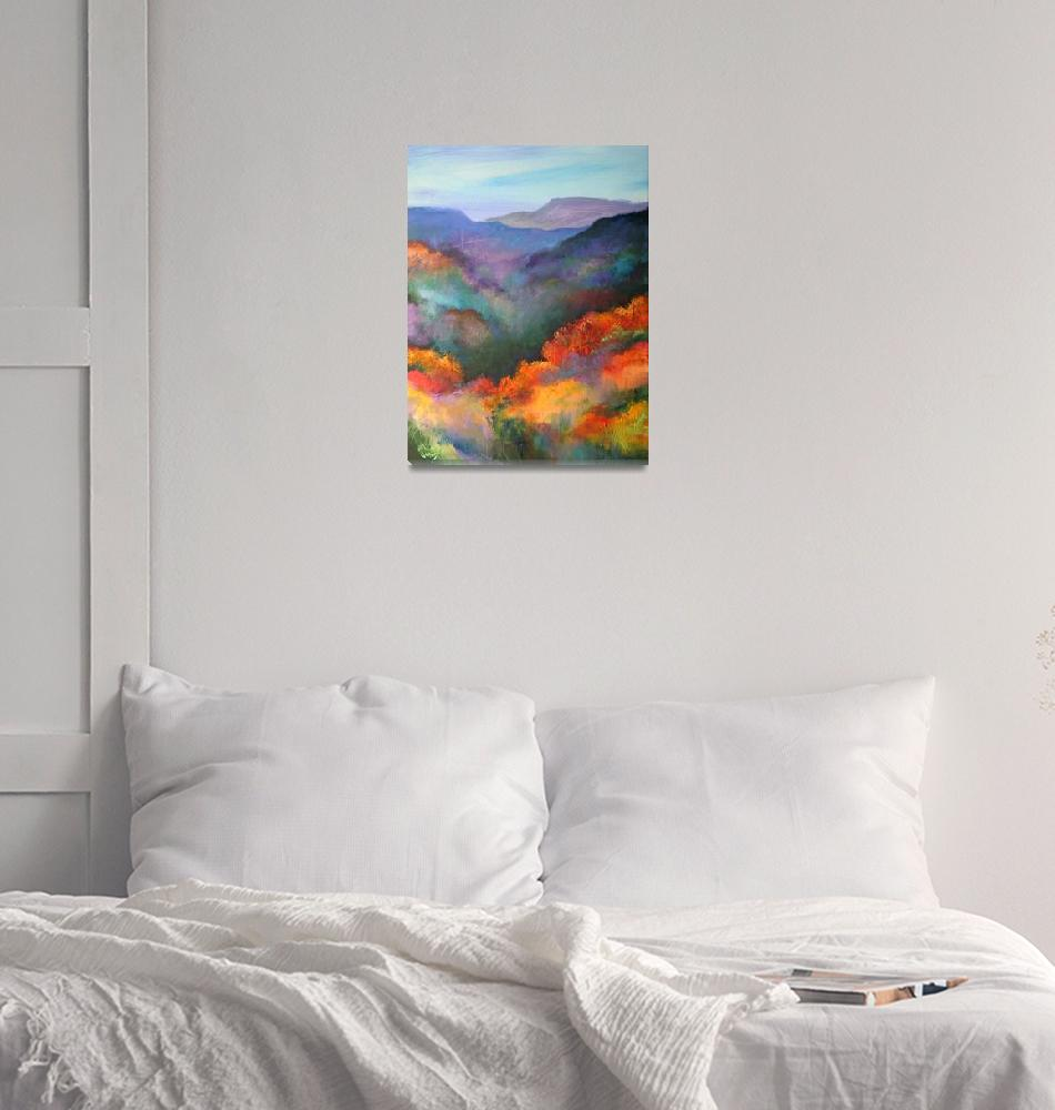 """""""The Hills Are Alive #6""""  (2012) by jonasgerard"""
