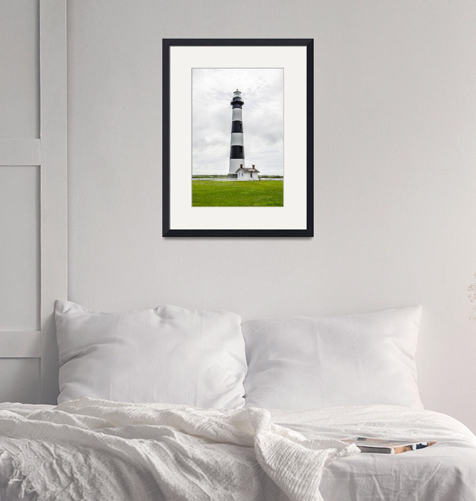 """Bodie Island Lighthouse""  (2014) by WildAboutNaturePhotography"