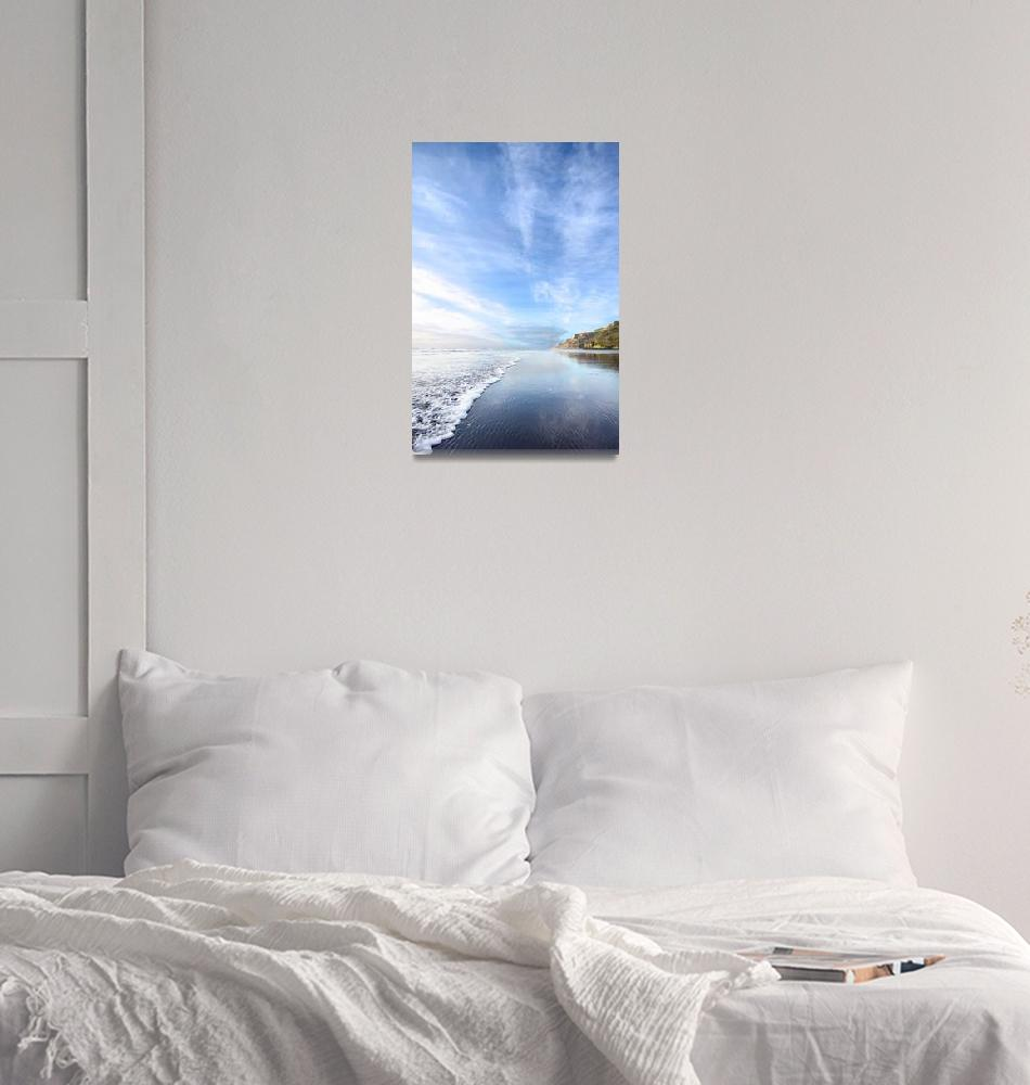 """""""Sky and Sea Align""""  (2008) by GeorgeLewis"""