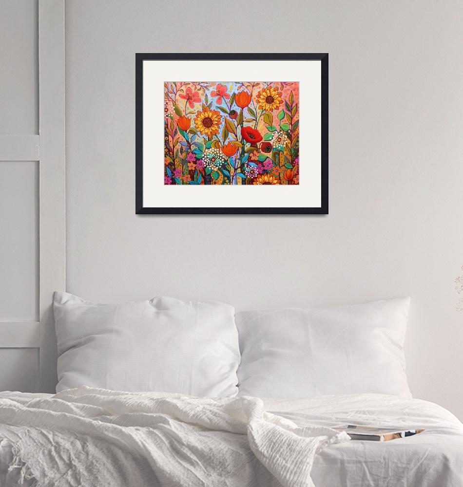 """""""Joy In The Morning""""  (2018) by PeggySueDavis"""