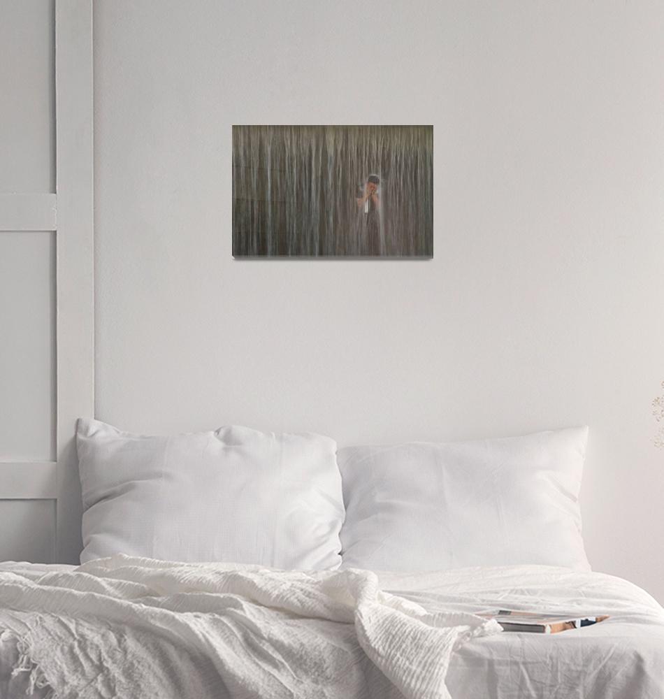 """Shower""  (2012) by kingafoto"