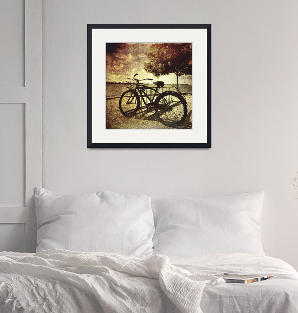 """""""Bicycle""""  by SkipNall"""