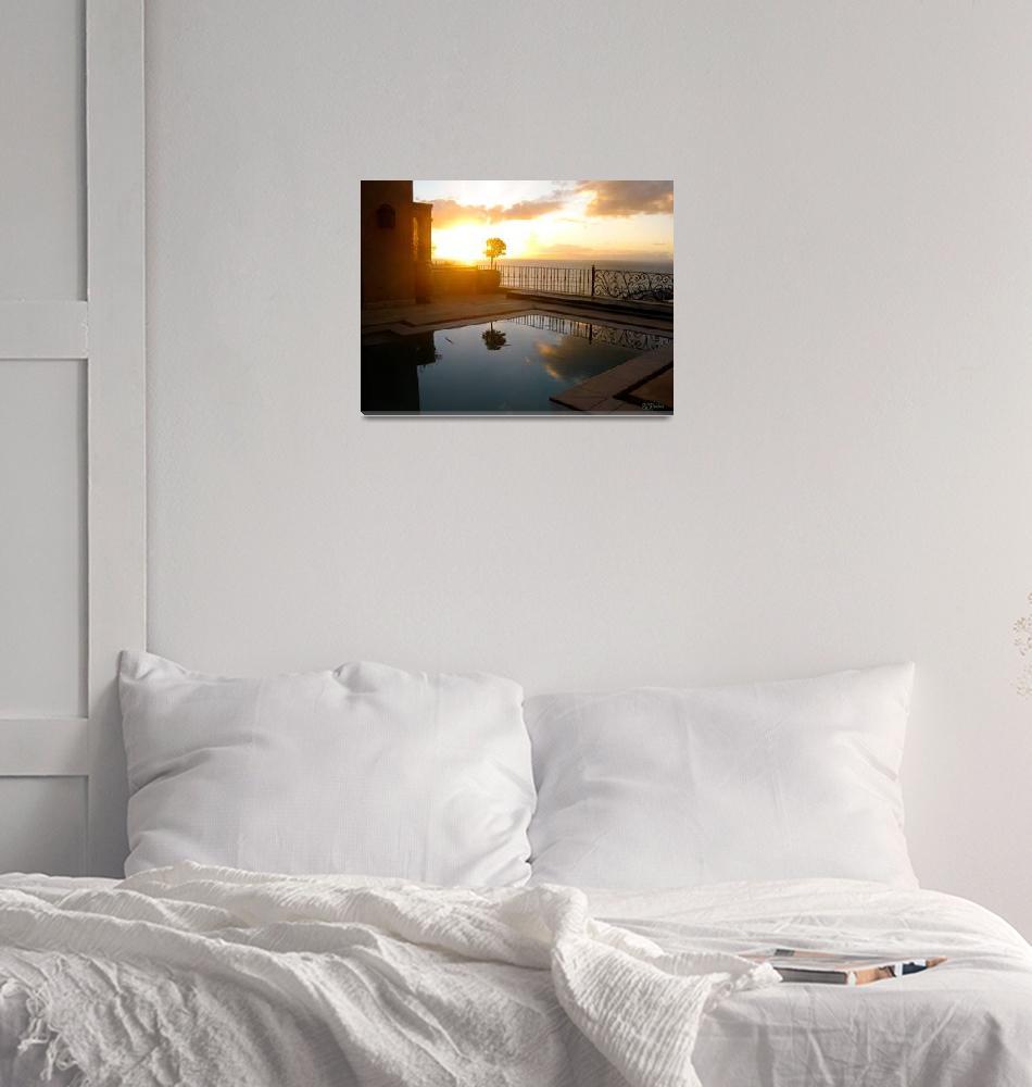 """Evening Light""  (2012) by bradfiee"