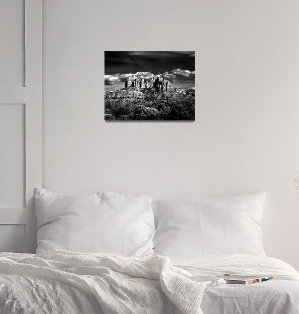 """Cathedral Rock, Sedona"" (2009) by jody9"